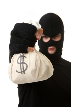 Robbery & Theft Defense Attorney